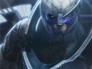 Garrus (Archangel) - Mass Effect, BioWare ©