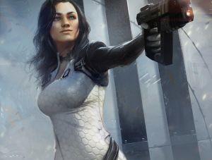 Miranda - Mass Effect, BioWare ©