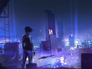 City at Night, DICE ©