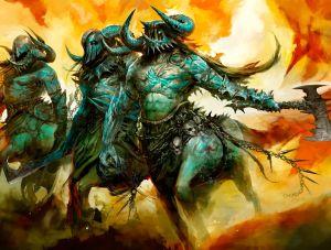 Centaurs - Guild Wars 2, ArenaNet ©