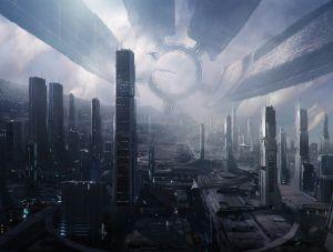 Citadel - Mass Effect, BioWare ©