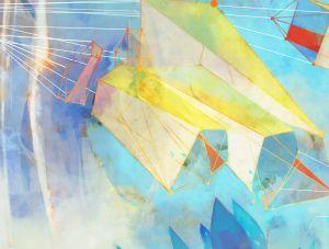 Fields & Geometry 2, Emmanuel Malin ©