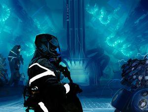 Facility Reactor Room - Killzone, Guerrilla Games ©