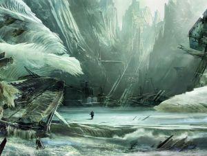 Ice Shipwreck (Killzone), Guerrilla Games ©