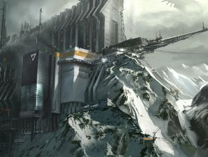 Stahl Arms - Killzone, Guerrilla Games ©