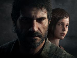 Joel and Ellie, Sony Computer Entertainment ©