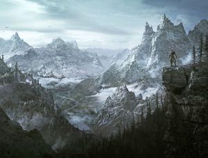 Realm of the Dragonborn - Skyrim, Bethesda Softworks ©