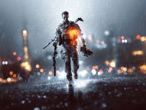 Soldier On, EA ©