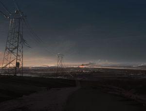 Sunrise in Suez, EA ©