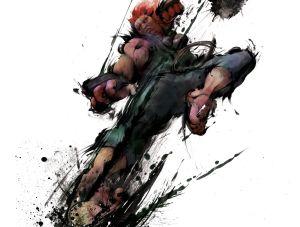 Akuma Street Fighter IV, Capcom ©