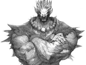 Akuma, Capcom ©
