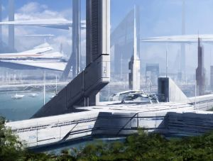 Earth Alliance - Mass Effect, BioWare ©