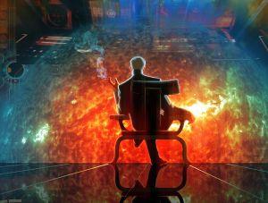 Illusive Man - Mass Effect, BioWare ©