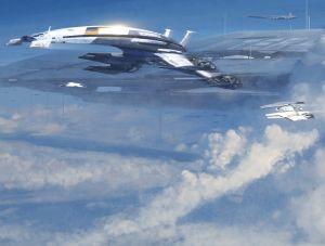 Cerberus - Mass Effect, BioWare ©
