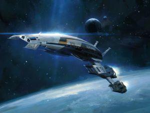 Normandy - Mass Effect, BioWare ©