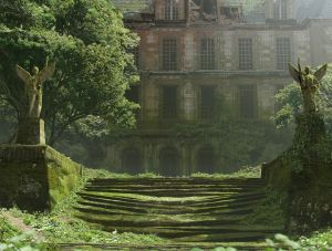 Tew\'s Porch - Uncharted 4, Naughty Dog ©
