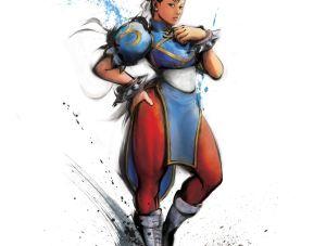 Chun-Li Street Fighter IV, Capcom ©