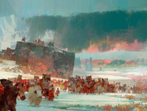 Refugees - Guild Wars 2, ArenaNet ©