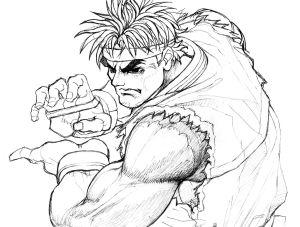 Hadouken, Capcom ©