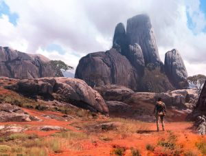 Red Earth - Uncharted 4, Naughty Dog ©