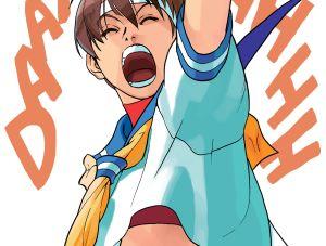 Sakura Shouting, Capcom ©