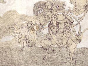 Samurai & Karma, Emmanuel Malin ©
