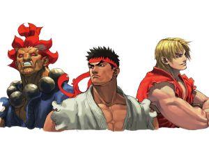 Akuma Ryu Ken, Capcom ©