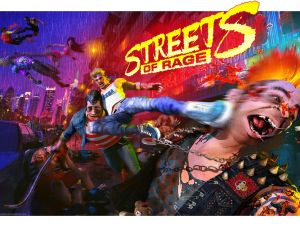 Streets of Rage, SEGA, Cook & Becker ©
