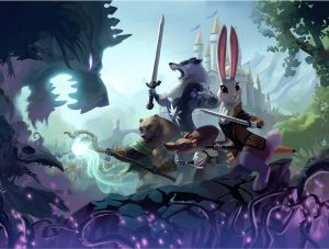 Tale of Tails - Armello,  ©