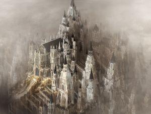Anor Londo - Dark Souls,  ©
