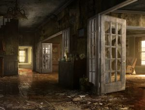 Broken Home, Sony Computer Entertainment ©