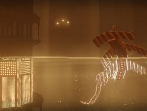 Creature of the Ruins, Thatgamecompany ©