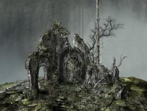 Crested Gate - Dark Souls,  ©
