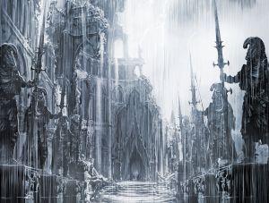 Drangleic Castle - Dark Souls II, FromSoftware ©