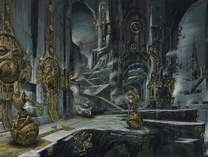 Dwemer Ruins - Skyrim, Bethesda Softworks ©