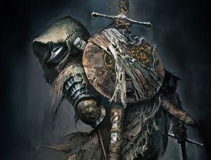 Fallen Knight - Dark Souls III, FromSoftware ©
