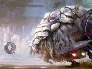 Techno-Organic Beast (TOBy), Edvige Faini ©