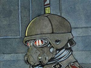 Soldier No.1 - Killzone, Guerrilla Games ©