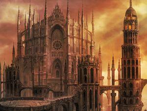 Heide\'s Tower of Flame - Dark Souls II, FromSoftware ©