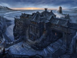High Hrothgar - Skyrim, Bethesda Softworks ©