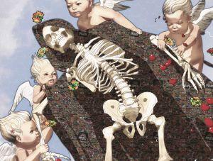 The Death of Death, Julien Renoult ©