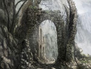 Majula Gate - Dark Souls II, FromSoftware ©