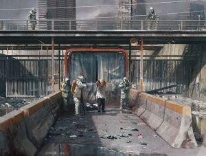 Quarantine Zone, Sony Computer Entertainment ©