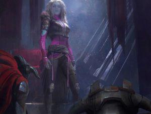 Queen of the Reef - Destiny, Bungie ©