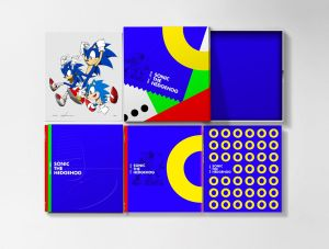 Sonic The Hedgehog 25th Anniversary Art Book - Collector\'s Edition, SEGA ©