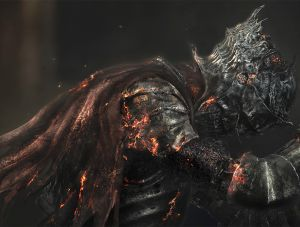 Soul of Cinder - Dark Souls III, FromSoftware ©