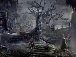 Undead Settlement - Dark Souls III, FromSoftware ©