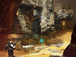 Valley of Kings - Destiny, Bungie ©