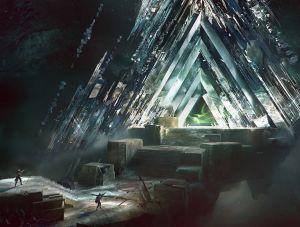 Vault of Glass - Destiny, Bungie ©