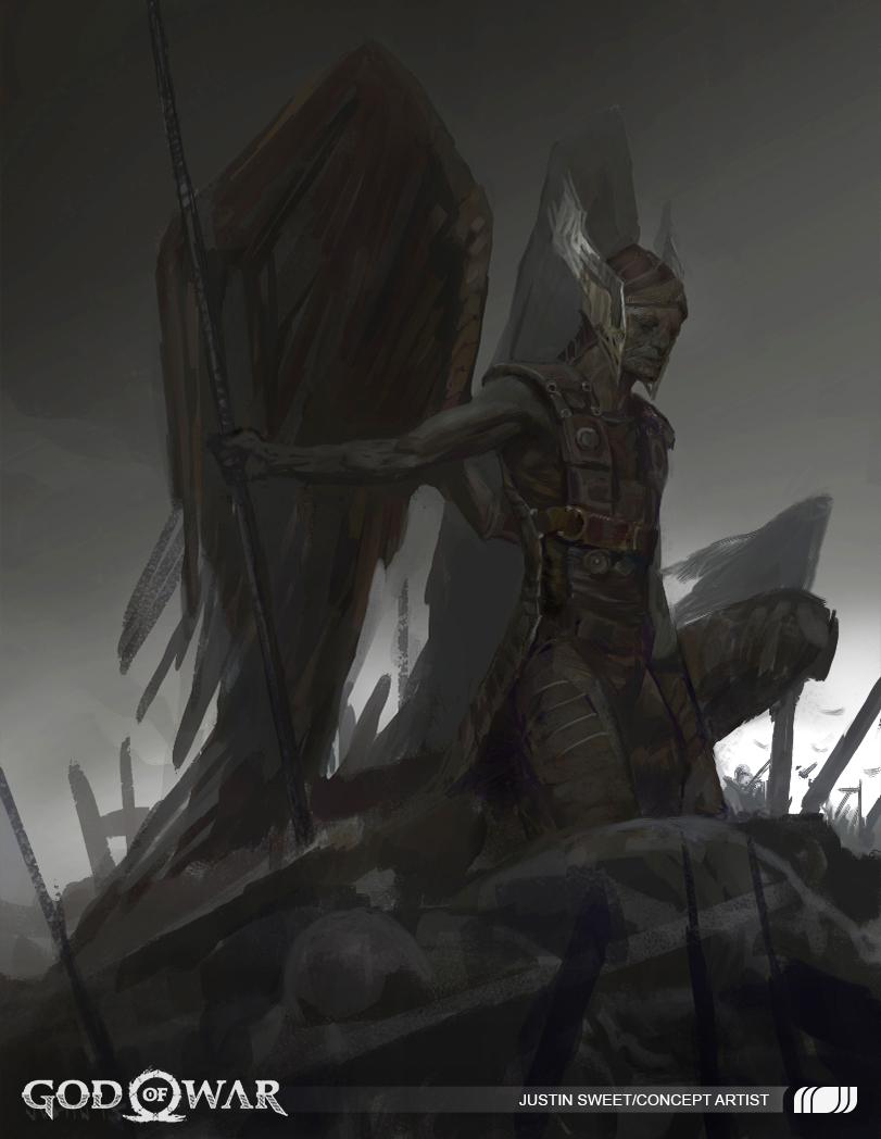God of War – Valkyrie 2